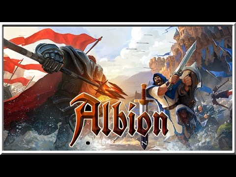 Albion Online Gameplay! Free to Play Sandbox Adventure! – First Look Fridays! Gameplay Review!