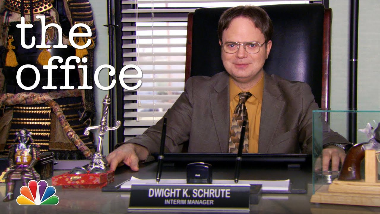 Download Dwight K. Schrute, (Acting) Manager - The Office