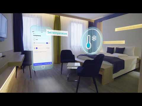 Hotel of tomorrow opens in Budapest