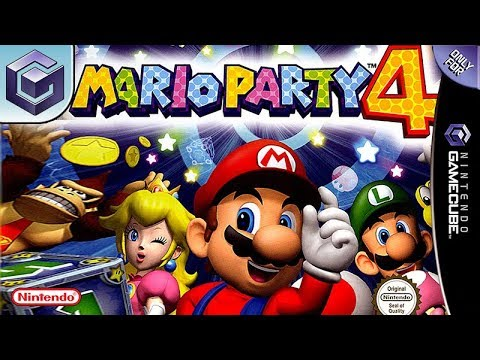 Longplay of Mario Party 4