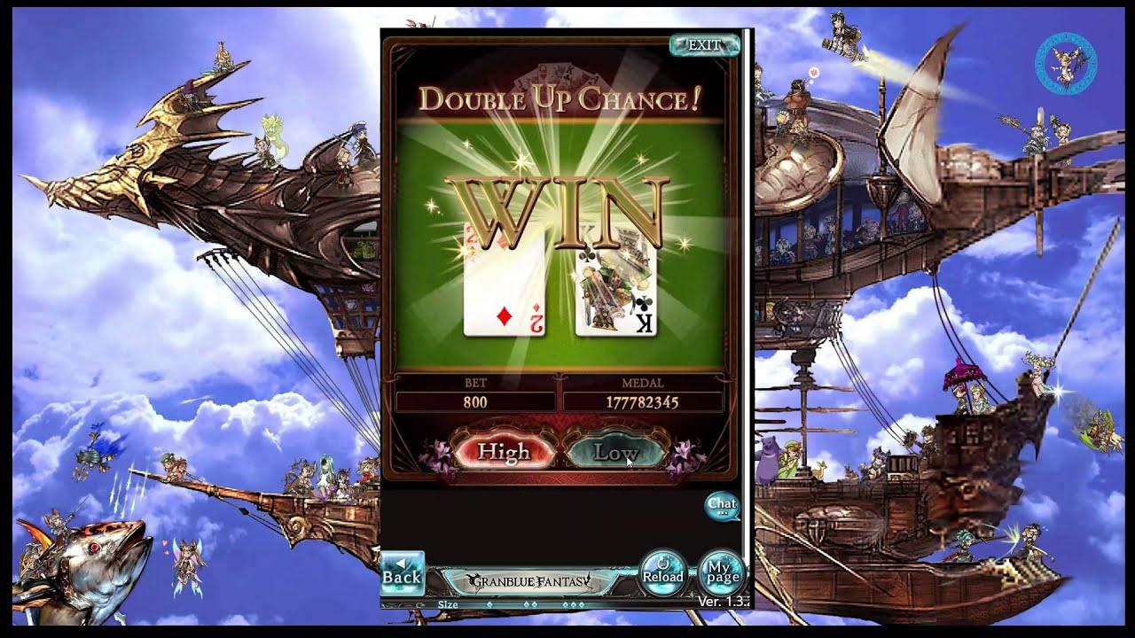 Granblue Fantasy Casino