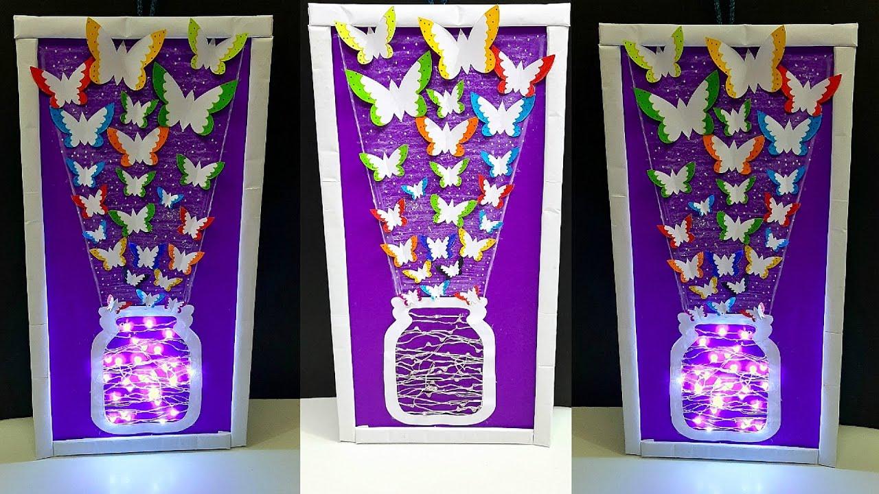 Diy Easy Wall Hanging Showpiece For Living Room Diy Wall Decoration Idea Diy Room Decor Idea Youtube