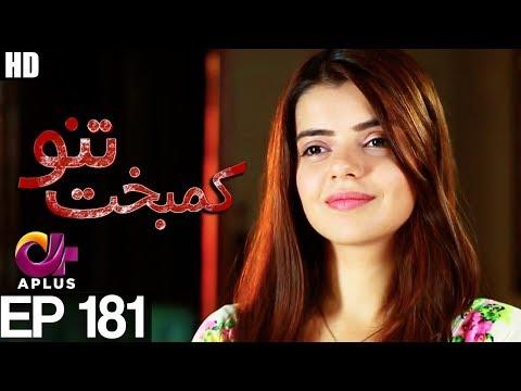 Kambakht Tanno - Episode 181  - A Plus ᴴᴰ Drama