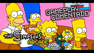 GAMEPLAY COMENTADO - LOS SIMPSON   MERISTATION