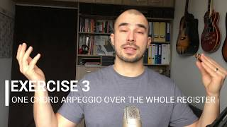 Harmonica Lesson: Five Arpeggio Exercises for Harmonica