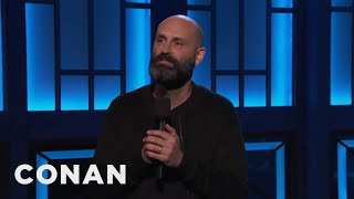 Ted Alexandro Is Not In His Sexual Prime  - CONAN on TBS