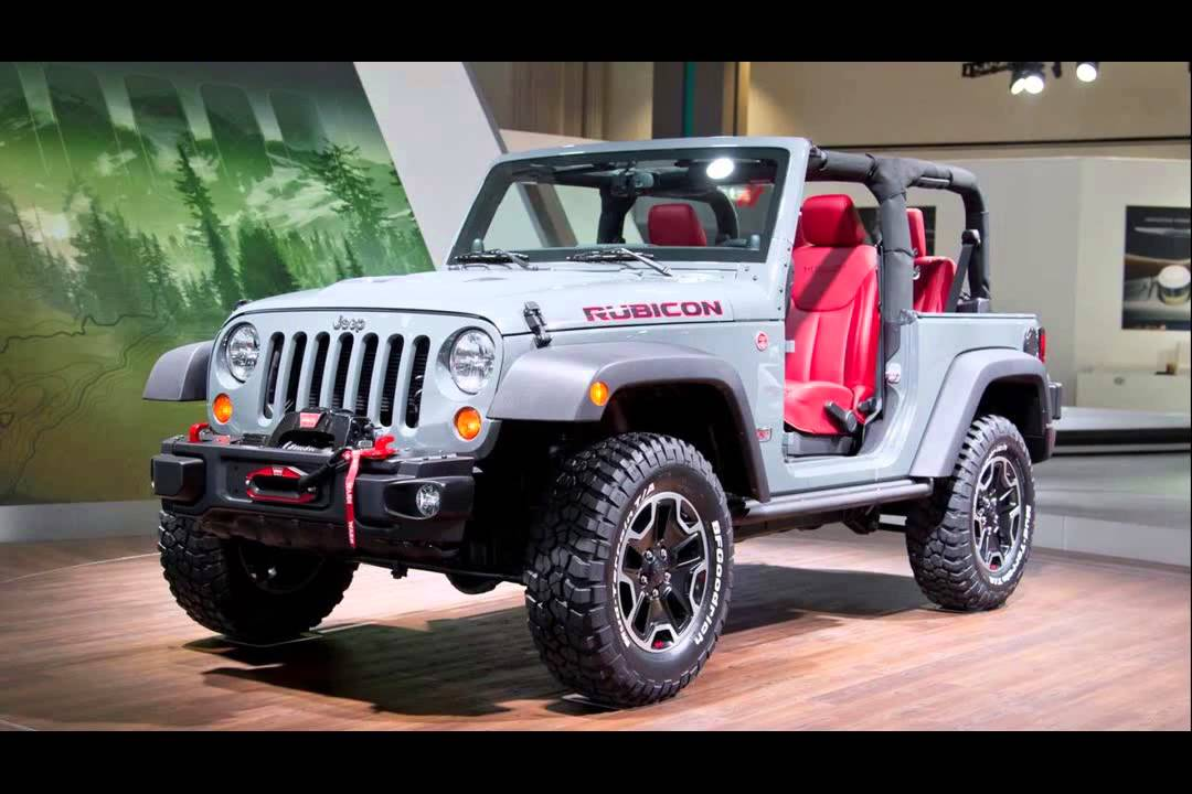 2014 jeep wrangler unlimited rubicon x - YouTube