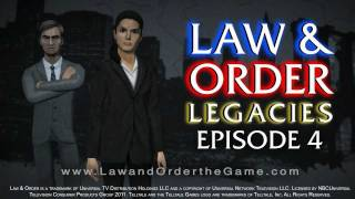 Law & Order: Legacies - Episode 4: Nobody