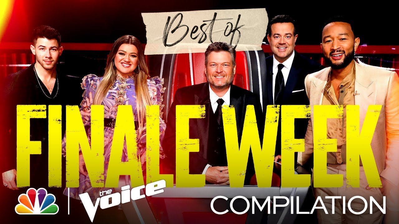 Download The Best Performances from Finale Week - The Voice 2021