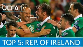 Top 5 Republic of Ireland EURO 2016 qualifying goals: Walters, McGeady and more