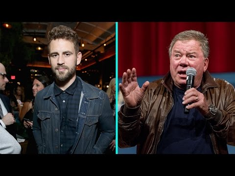 William Shatner Slams Nick Viall Says Fans Should Not Vote For Him on 'Dancing With the Stars'