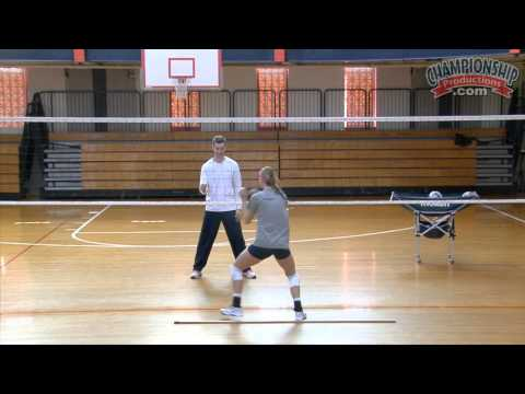 Position Training Drills: Middles