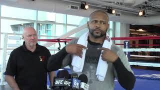ROY JONES JR TALKS LAST FIGHT; AIRED ON UFC FIGHT PASS