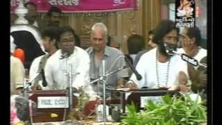 NIRANJAN PANDYA-KARSAN SAGATHIYA duet BHARTI ASRAM shivratri live Raam Bhajvaani
