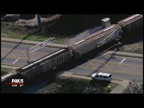 Teenager loses both feet after being struck by train in Lilburn