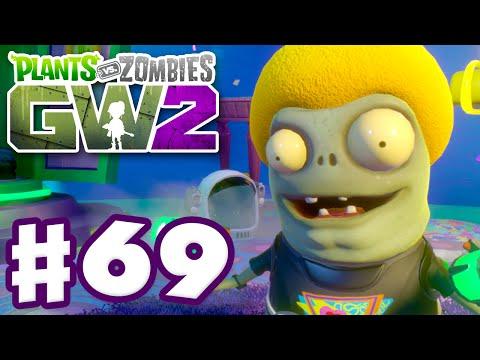 Plants vs. Zombies: Garden Warfare 2 - Gameplay Part 69 - Party Imp! (PC)