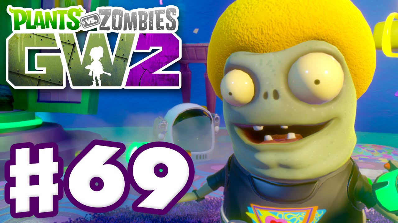 Plants Vs Zombies Garden Warfare 2 Gameplay Part 69 Party Imp Pc Youtube
