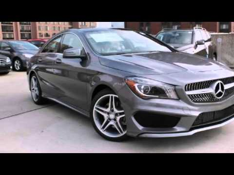 2014 mercedes benz cla class white plains ny hartsdale ny for Mercedes benz of white plains