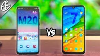 Redmi Note 7 China (a.k.a Redmi Note 7S) vs Galaxy M20 - Samsung, Really?