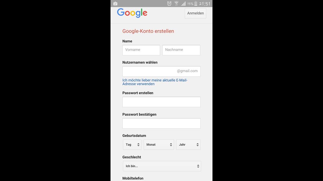 Google Kontakte Löschen Handy
