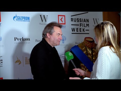 The Premiere of Mathilde in London during the Russian Film Week