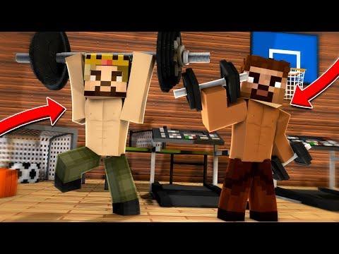 ARDA VE RÜZGAR KAS YAPIYOR! 😱 - Minecraft