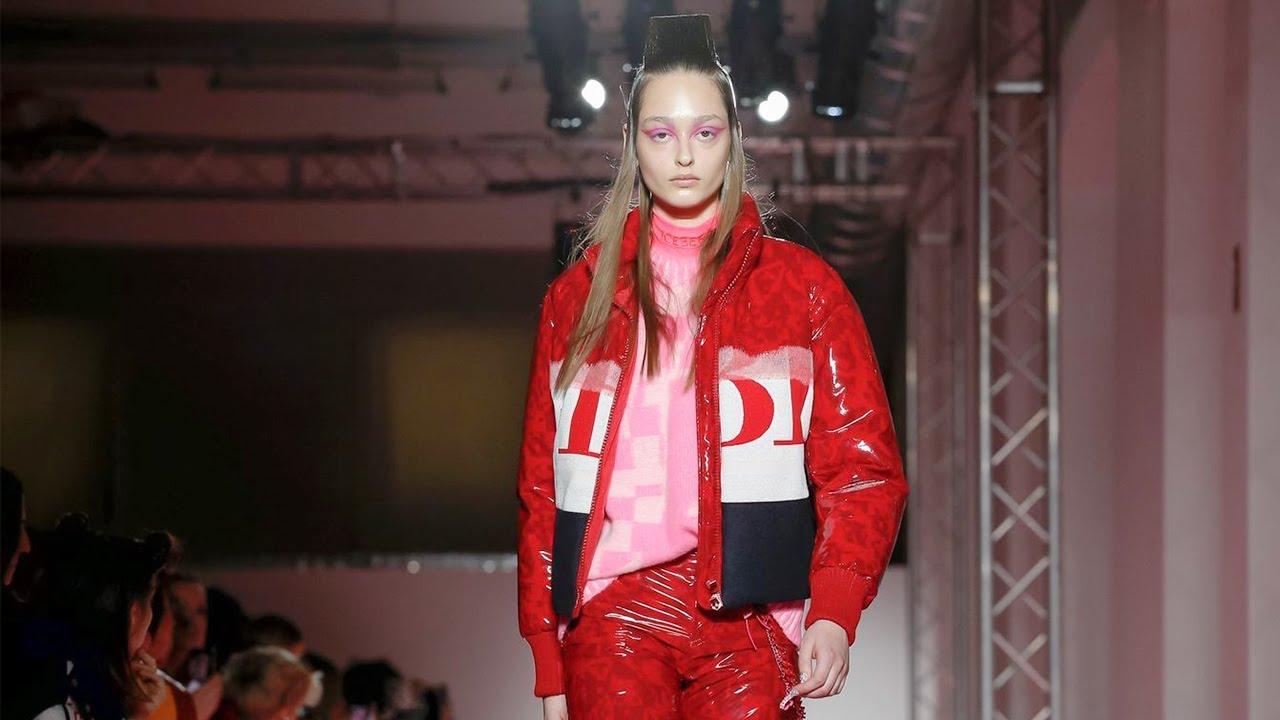 low priced 1f375 3f5f6 Iceberg   Fall Winter 2019/2020 Full Fashion Show   Exclusive