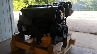 Deutz BF6L913 6 Cylinder Turbo Diesel Engine - 8/31/2018