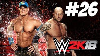 WWE 2K16 Kariyer - Ölümsüz Sami - Bölüm 26