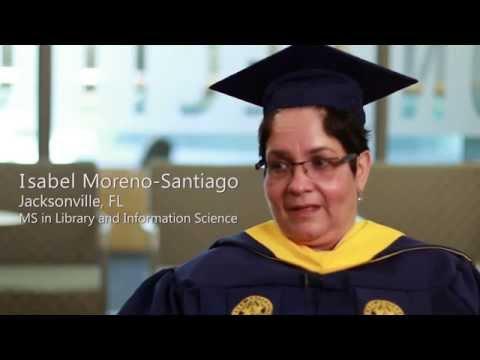 #ABetterU: Meet Drexel Online Graduate Isabel Moreno-Santiago