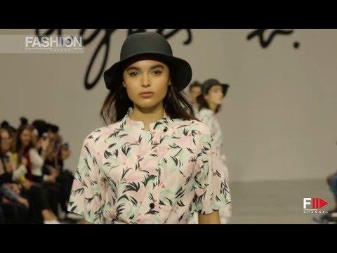 AGNES B. Spring Summer Paris 2020 - Fashion Channel