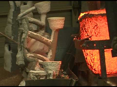 Lost Wax Casting Process