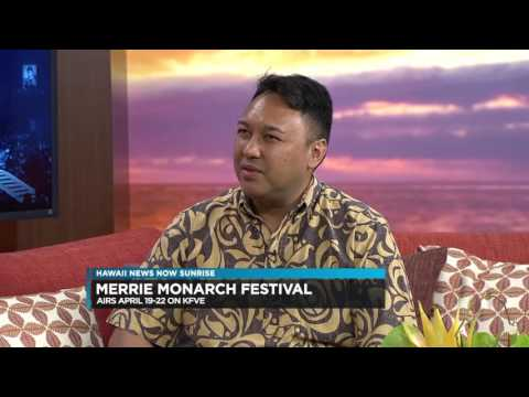Merrie Monarch Festival - Royal Hawaiian Center Activities