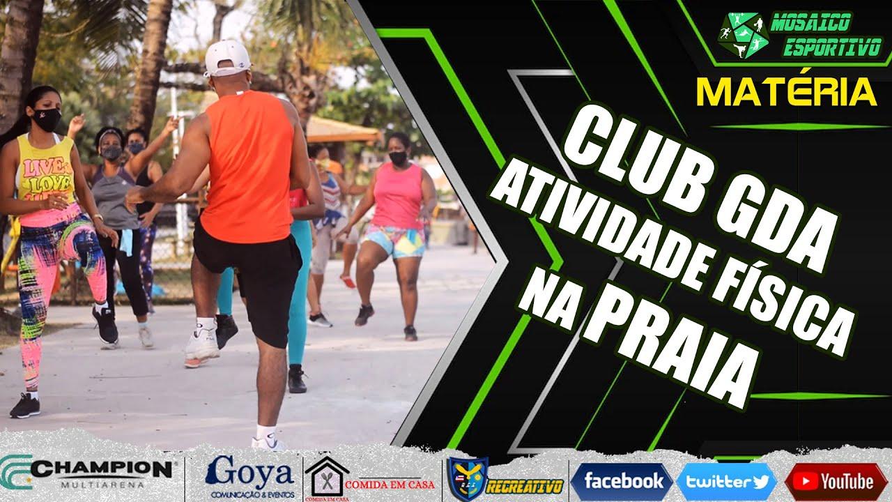 Club GDA - Muita Atividade Física na Prainha do Lobato