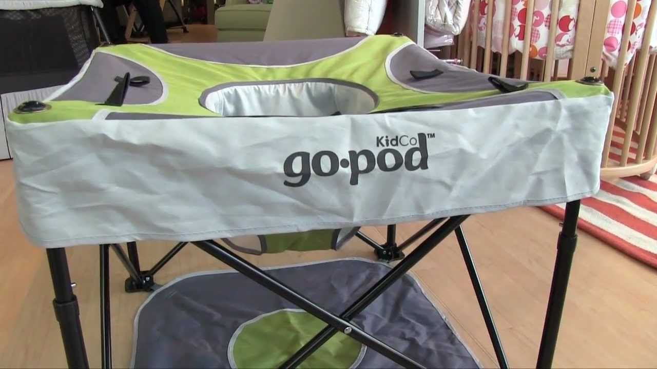 KidCo GoPod Portable Activity Seat from CK Baby Shop