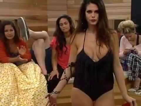 Hottest Amanda Live Feed Moments Big Brother 15