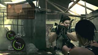 Resident Evil 5 - Kooperacja (ronald & Vertez) #02 PC HD