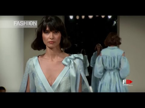 ALEXIS MABILLE Fall 2018 Haute Couture Paris – Fashion Channel