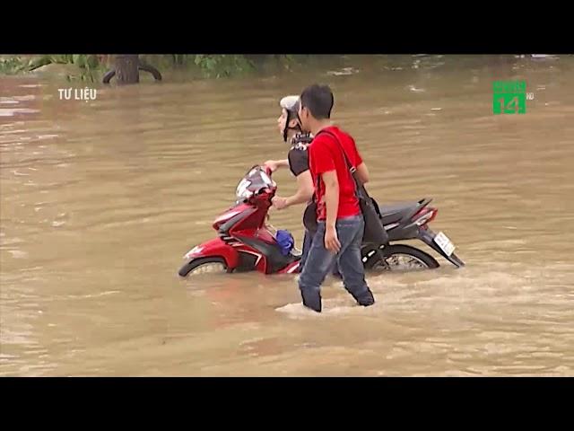 Hà Nội lên phương án chống ngập tại đường Lê Trọng Tấn | VTC14