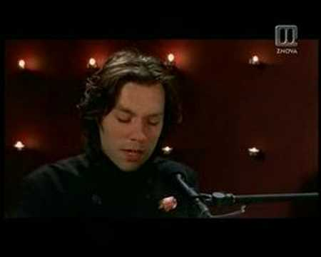 Rufus Wainwright -- I Wonder What Became Of Me