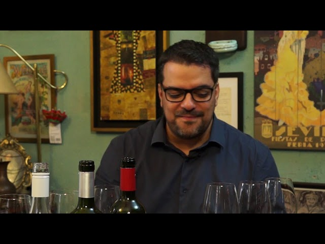 Wine Actors - Amaro Dornelles