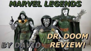 Marvel Legends Toy Biz Series 2 Dr. Doom Review Video