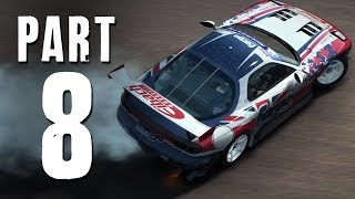 GRID Autosport Career Walkthrough Part 8 - THE NEW DK & American Muscle