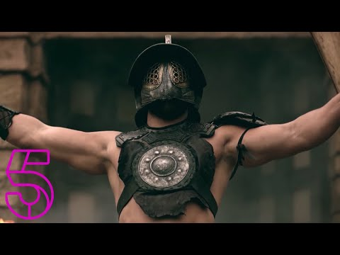 Eight Days That Made Rome – starts Friday 27th October at 9pm.