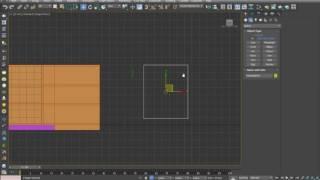 3Ds Max - Mutfak Dolabına Bevel Profile ile Kapak Modelleme