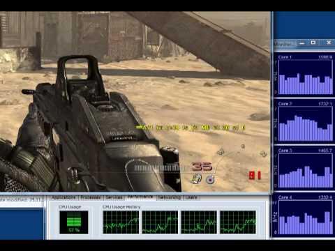 PlayClaw с многоядерными процессорами - Видео