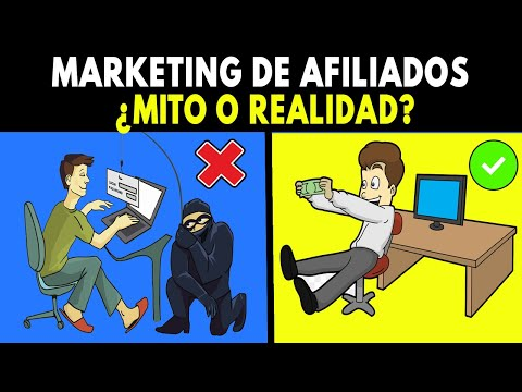 La Verdad sobre el Marketing de Afiliados [Mito vs Realidad] 🤔