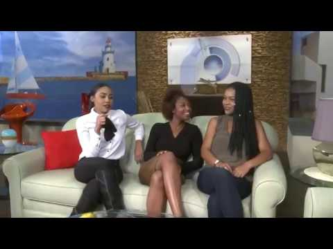 3 Kent State women plunge into STEM by creating app, where job growth is