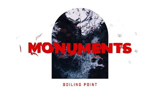 boiling point - Monuments [LYRIC VIDEO]
