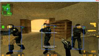 Чит для Counter Strike Source v34